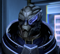 ME3 Garrus Normandy
