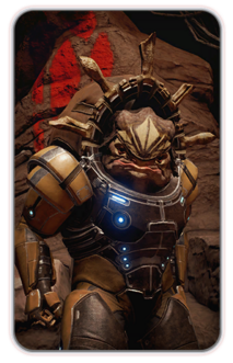 Codex MEA - Krogan Overlord Nakmor Morda