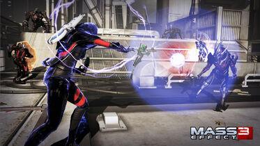 ME3 DLC Земля 4