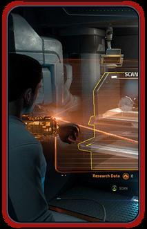 Codex MEA - Scanner