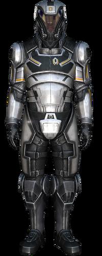Броня Цербера ME3 (1)