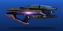 ME3 Phaeston Assault Rifle