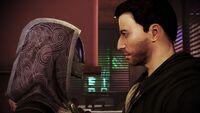 Mass Effect 3 Шепард и Тали