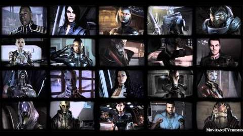 Mass Effect 3 EC OST - We Fought As A United Galaxy Extended Version