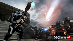 Mass Effect 3 Reckoning screenshot