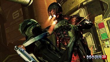 ME3 DLC Ответный удар 5
