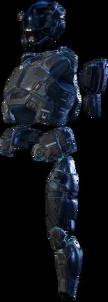 MEA Pathfinder Scout Armor Set