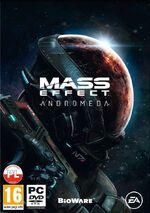 Mass Effect - Andromeda okładka