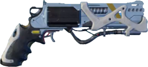 Sidewinder pistol