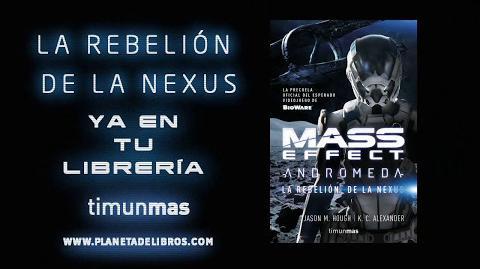 """Mass Effect. Andromeda"", de Jason M. Hough y K.C. Alexander"