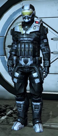 Cerberus Kampftechniker