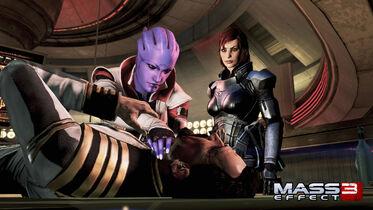 ME3 DLC Омега 9