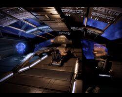 MassEffect 2 Cockpit SR-2