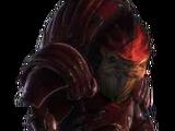 Кроган-воитель (класс)