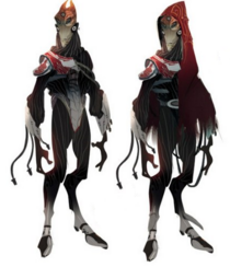 Mordin Solus Early concept art