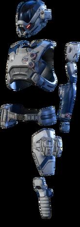 MEA Initiative Recon Armor Set