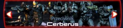 Cerberus Baner
