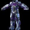 MEA Heleus Defender Armor