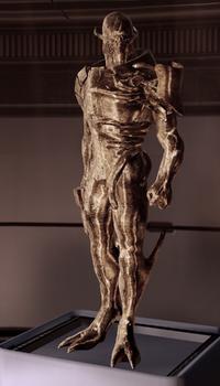 ME2 Статуя Сарена