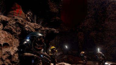 Parlay with the Krogan - Overlord throne