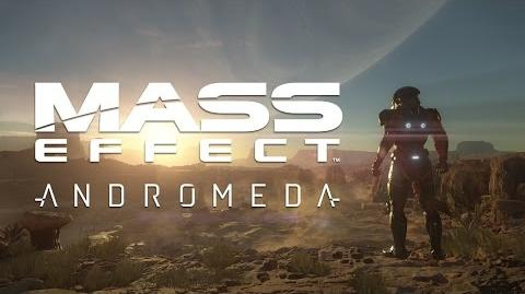 MASS EFFECT™ ANDROMEDA Official E3 2015 Announce Trailer