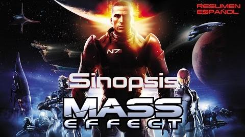 Videoresumen Primer MASS EFFECT ( Prepárate para Mass Effect Andromeda )