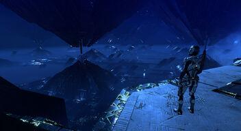 MEA Pic die Aussicht im Eos-Gewölbe