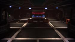 ExoGeni Nodacrux Facility Interior
