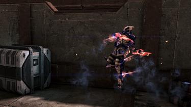 ME3 Турианец-призрак Реактивные ранцы