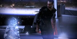 ME3 Catalyst and Shepard