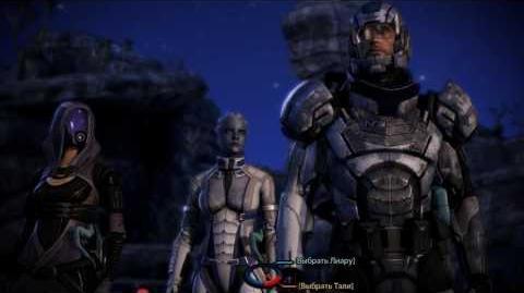 MassEffect3 - Раннох адмирал Корис