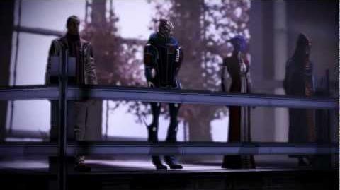 Mass Effect 3 Part 6 (Цитадель Посольство - Совет)