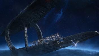 Nexus reunion - Hyperion arrival