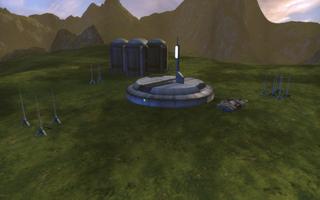 Colony of Dead science facility exterior
