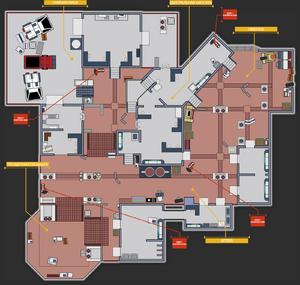 ME3 Карта Призрак
