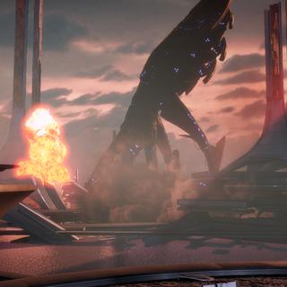 Reaper-Schlachtschiff