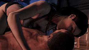 Ash ME3 sexytime
