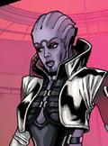 Aria Mass Effect Redemption