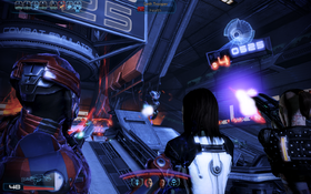 ME3 combat - dealing with health