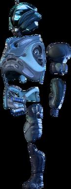 MEA Angaran Ranger Armor Set
