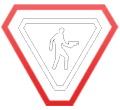 MEA Angriff ohne Hilfe Passiv Icon