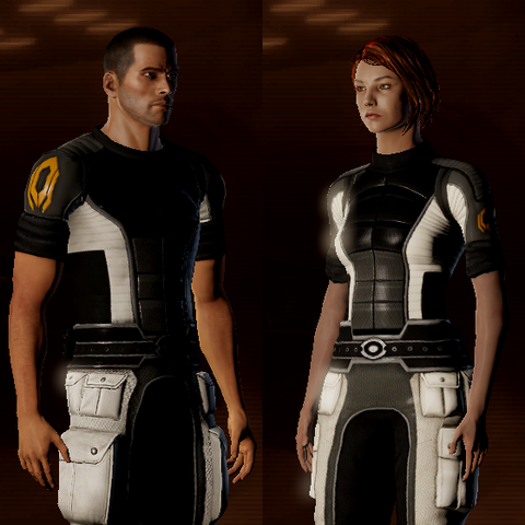 Crew Outfit (Standard)