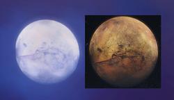 Порівняння кратера