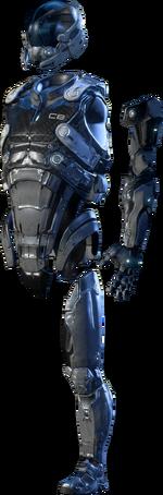 MEA HyperGuardian Armor Set