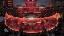 Омега, ловушка Петровского у реактора