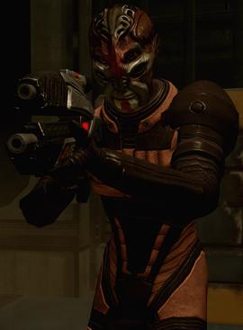 Batarian Trooper ME2
