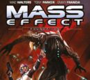 Mass Effect: Foundation Sammelband 1