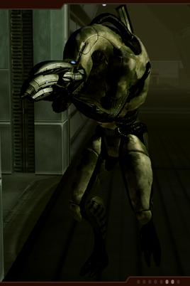 ME2 Гет-солдатПортрет