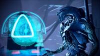 Legion face à l'interface du virus