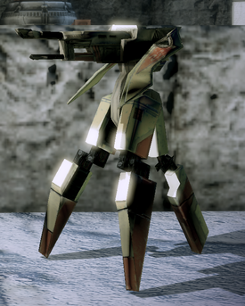 ME2 Assault Drone
